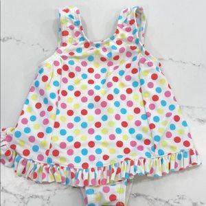 Banana Cabana toddler bathing suit